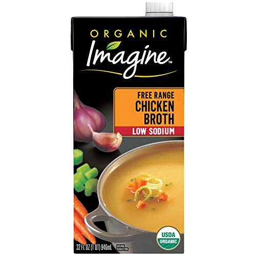 Low-Sodium Chicken Broth