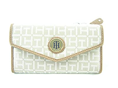 Tommy Hilfiger Womens Core Wallets Continental Wallet TH 88