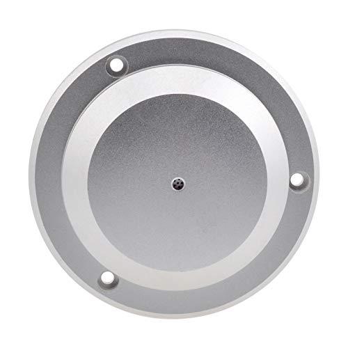 SSXPNJALQ Alto Calidad Metal Material Altamente sensibilidad Audio CCTV Micrófono Monitor de micrófono Tipo UFO para el Sistema de cámara CCTV