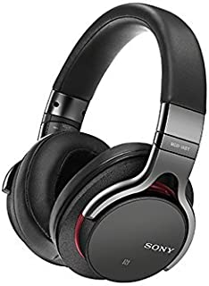 Sony High-Resolution Audio Wireless Stereo Headset with Bluetooth, Black - MDR-1ABT