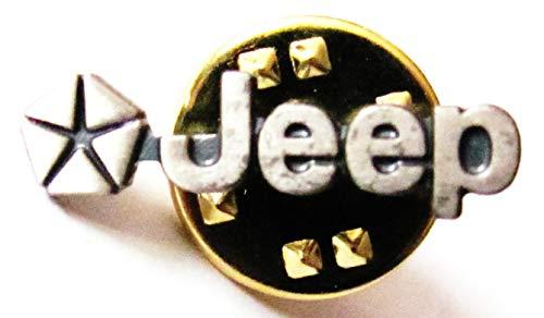Jeep - Logo - Pin 19 x 5 mm