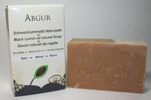"""Schwarzkümmelöl handgemachte Seife """"Natur"""", 100 g"""