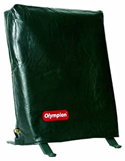 Camco Olympian Wave Heater 6 Dust Cover Helps Keep Dust And Debris Off Of The Catalytic Heating Pad Custom Fitted Portable Stand Style Cover Easy Use And Maintenance 57723