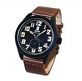 IMPACTO COLECCIONABLES Reloj réplica II Guerra Mundial. Pilotos Aeropostales. Francia