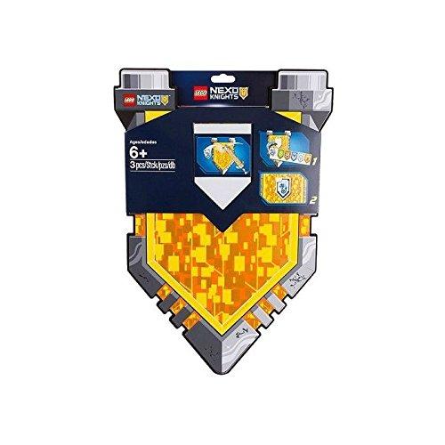 LEGO Nexo Knights Schaumstoff Schild - 45 cm X 28 cm