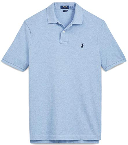 Photo of Polo Ralph Lauren mens 710670136006 Button-front –  Blue –  XL