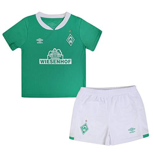 UMBRO Werder Bremen Home Baby Kit - 12/18