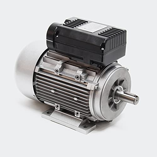 Motor eléctrico monofásico 2-Polos 230V 2.2kW 3CV Condensador de arranque 2850rpm Aluminio E-motor