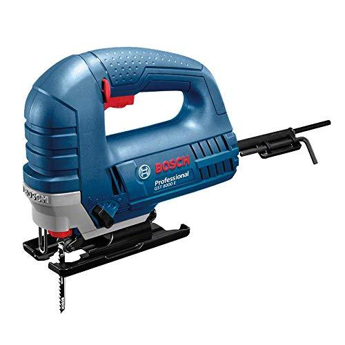 BOSCH 060158H000 - Sierra de calar GST 8000 E Professional.