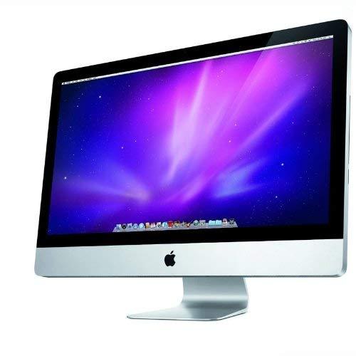 Apple iMac All in One i3 3.2GHz 4GB 1TB DVD-RW Desktop 27in LCD MC510LL/A (Renewed)