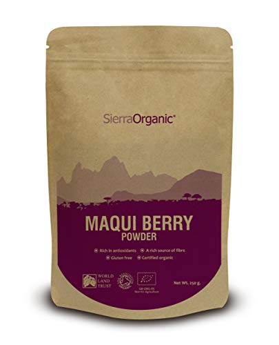 Sierra Organic Maqui Berry Powder 250g