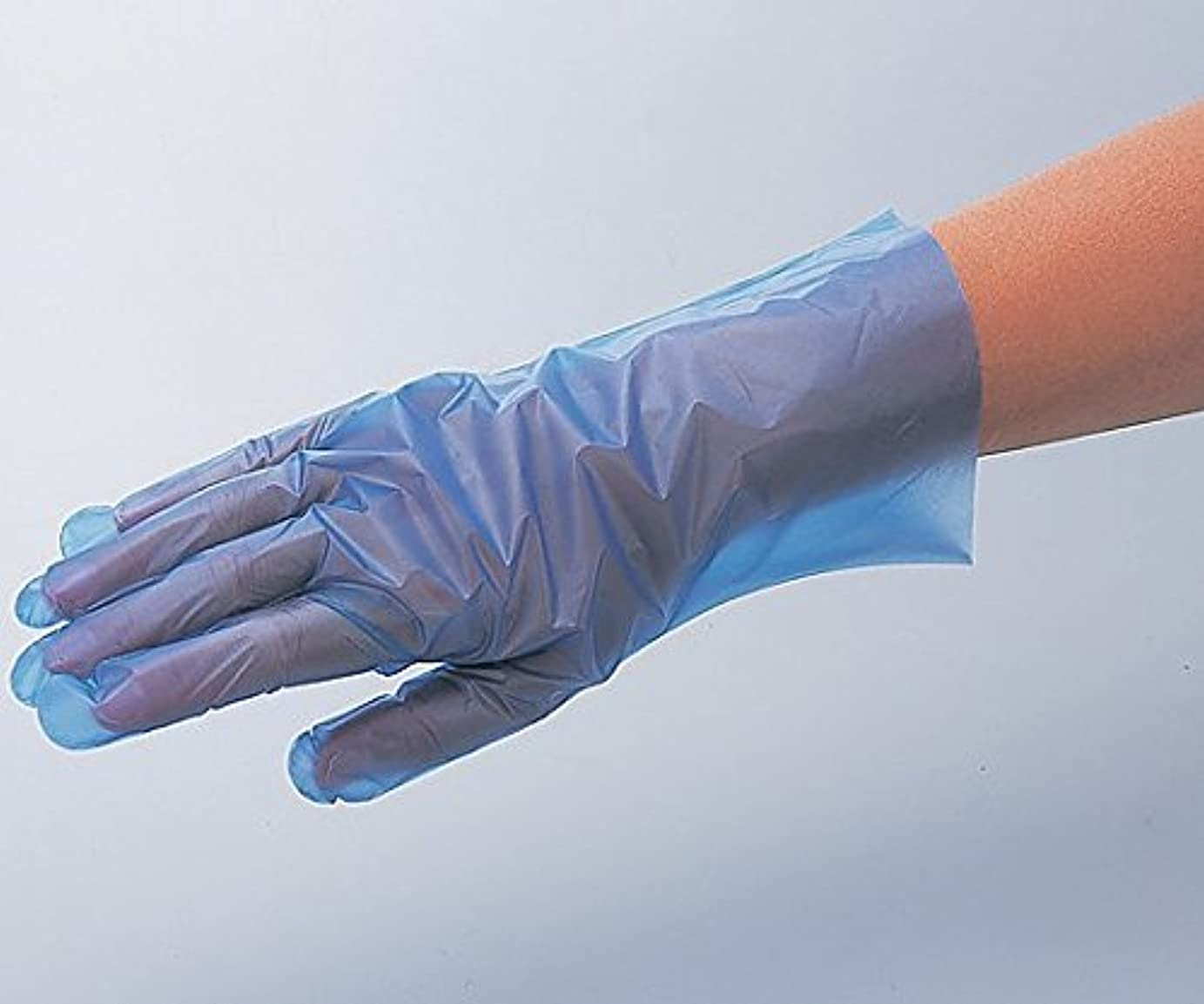 アクセスできない類推高度なアズワン6-9730-06サニーノール手袋エコロジーブルーショートS200枚入