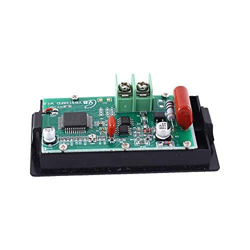 SHAOXI Prazision AC Frequenz Tester Modul 50Hz 60Hz LCD Frequenz Anzeigeschirm AC 110V 220V 380V Stabiler und zuverlassiger Leistung