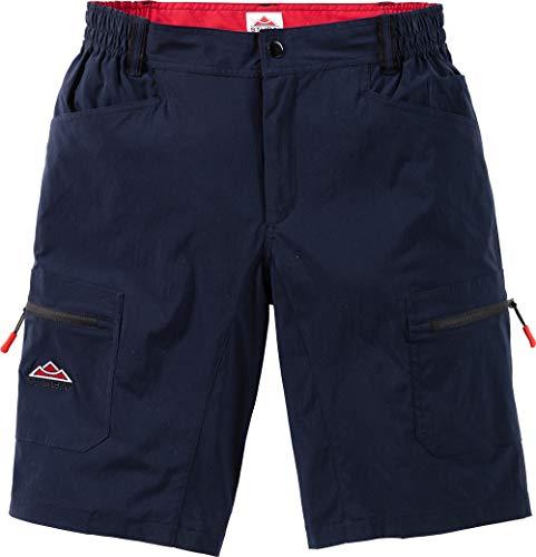 Stubai Herren Funktionsshorts in Royalblau, sportliche Shorts für Männer, Kurze Outdoor-Hose, Bermuda, Freizeithose, Herrenbekleidung, Gr. 48-60
