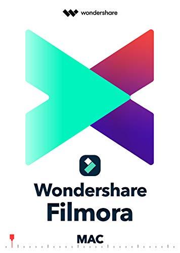 Filmora X Video Editor MAC (Product Keycard ohne Datenträger) Lebenslange Lizenz
