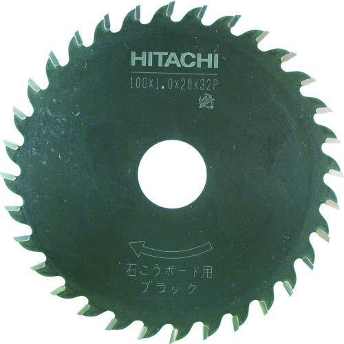 日立工機 ハイコーキ チップソー 石膏ボード用.薄刃ブラック 125mm 40枚刃 00325235