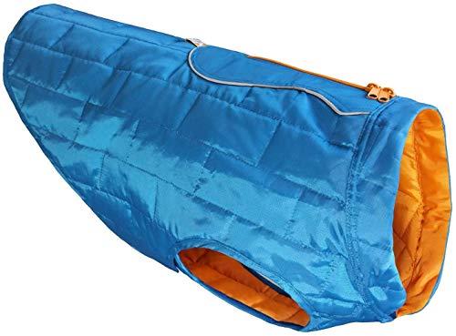 Kurgo Loft Jacket, Reversible Dog Coat, for Cold...