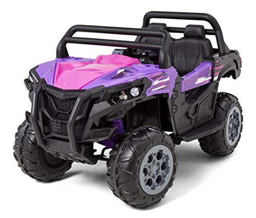 Kid Trax UTV Toddler/Kids Electric Ride On Toy, 12...