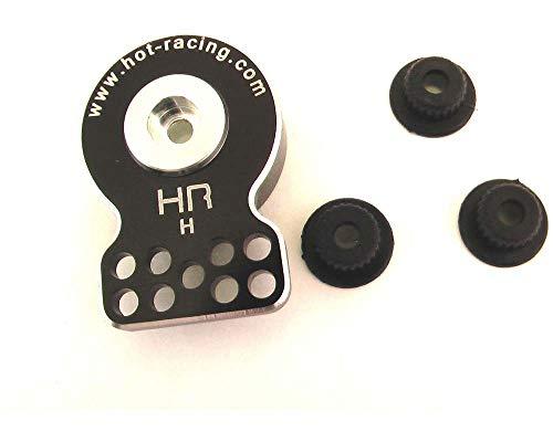 Hot Racing SHS88H Heavy Duty Aluminum Servo Saver (Black)