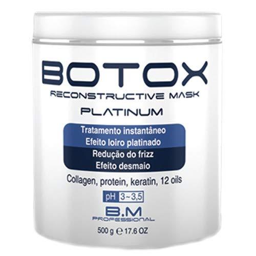 Official distributor - Botox for Hair - BM Platinum