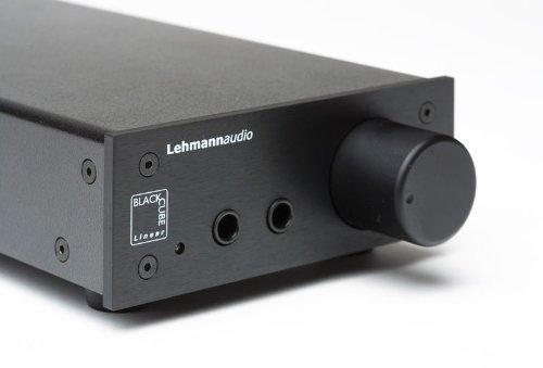 Lehmann Audio Linear - Amplificatore per cuffie da 16 a 600 ohm, 280 x 110 x 44 mm