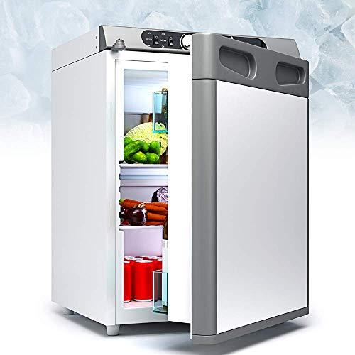Bluefin Mini Frigo Freezer 3-Way ad Assorbimento 43 Litri | 60 Litri | AC/DC | Frigo a Gas | 12v | 230v | LPG | Frigo Portatile | Ideale per Campeggio, Viaggi, | Auto, Camper, Roulotte, Caravan