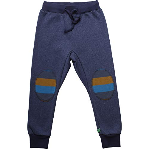 Freds World by Green Cotton Baby-Jungen Sweat Pocket Pants Hose