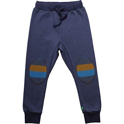Fred'S World By Green Cotton Crane Pants Pantalon, Bleu (Denim 019402601), 62 Bébé garçon