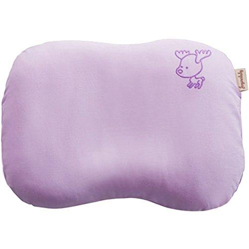 Coussin en coton Coussin confortable Coussin Belle (Violet Clair)