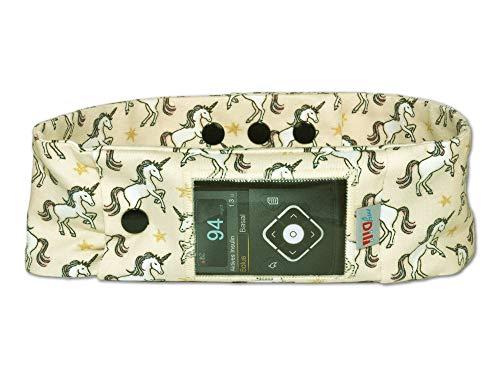 Bauchgurt Bauchband Sportband Pumpentasche Tasche für Insulinpumpe 5083 Größe 60cm - 65cm
