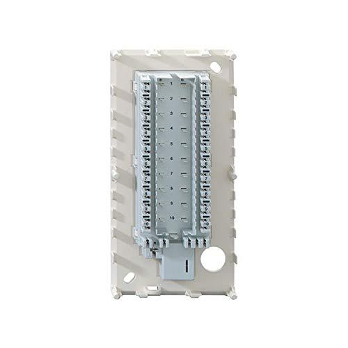 Rutenbeck VVD 85 AP Anschlussdose perlweiß