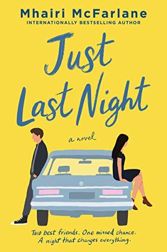 Just Last Night: A Novel (English Edition)