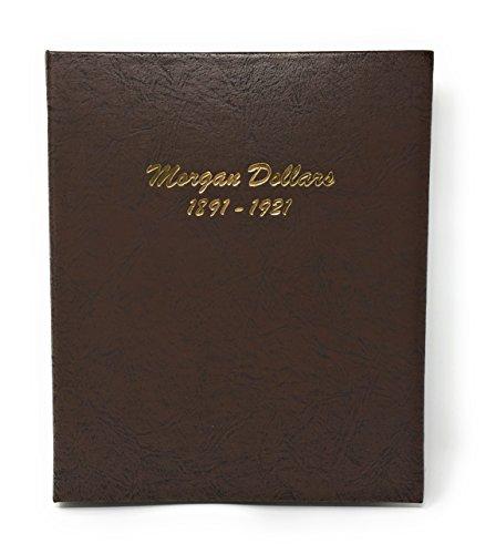 Dansco US Morgan Dollar Coin Album 1891 – 1921 #7179