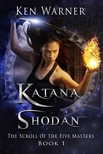 Katana Shodan by Warner, Ken ebook deal