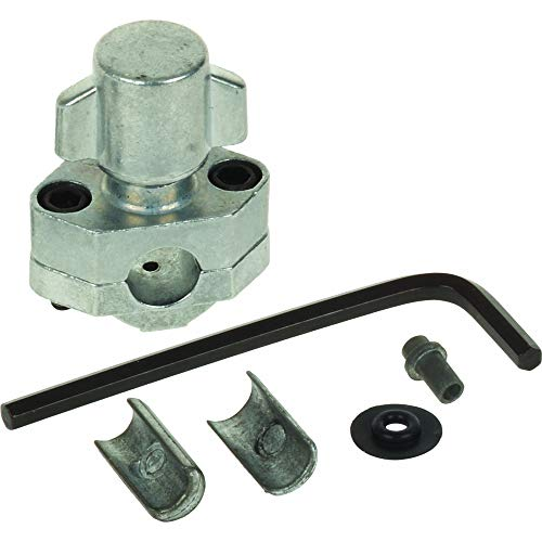 Diversitech QTM-1 Wasserhahn-Piercing-Ventil, 1/4-3/8