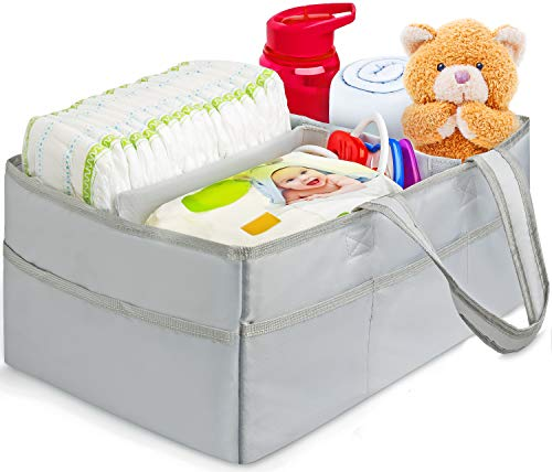 Baby Diaper Caddy Organizer