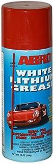ABRO White Lithium Grease