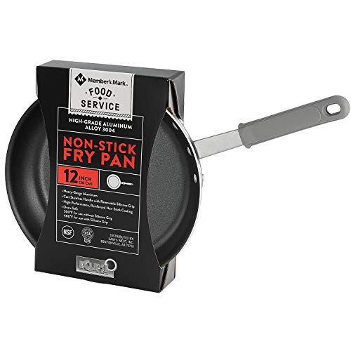 """Daily Chef 12"""" Restaurant Fry Pan"""