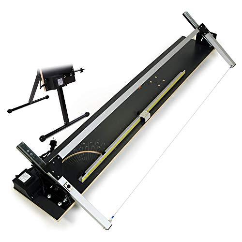 Schnittlänge 1.300 mm | Trafo 200 Watt | Standfuß | Styroporschneider Easycutter