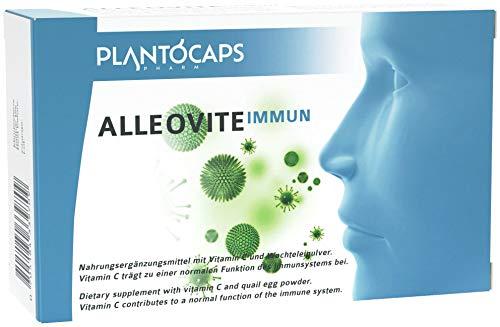 plantoCAPS® Alleovite immun | febbre da fieno | allergie contro polline, acari della polvere e peli di animali