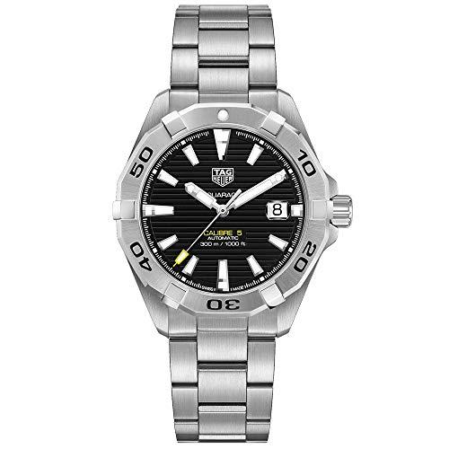 Tag Heuer Aquaracer Automatic Black Dial Mens Watch WBD2110.BA0928
