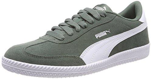 Puma Unisex-Erwachsene Astro Cup Sneaker, Schwarz (Black-White),43 EU