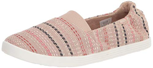 Roxy Damen Danaris Slip On Shoe Sneaker, Rosa Schatten 20, 42 EU