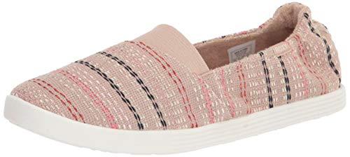 Roxy Damen Danaris Slip On Sneaker Shoe Turnschuh, Rose Shadow 20, 35.5 EU