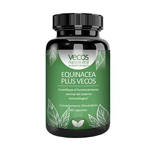 EQUINACEA PLUS VECOS. 760 mg extracto seco dosis enriquecido