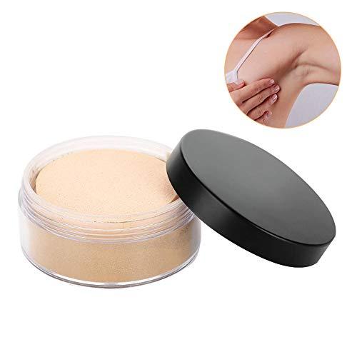 Borrador de olores naturales Elimina, Eliminador de olores corporales Axila Sudor Axilas Polvo para eliminar olores Cuidado de la piel saludable