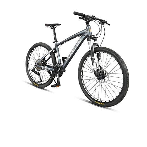 Find Discount Huijunwenti Road Bike, 26-inch 36-Speed Mountain Bike, Hydraulic Disc Brakes, Aluminum...