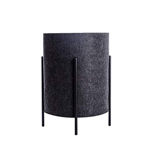 WECDS-E Cesto nórdico Cestas de lavandería Cubos de lavandería Cubos de Ropa de baño Juguetes Armarios de Piso de Barril de Almacenamiento (Color: B)