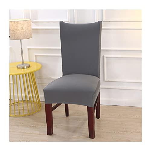 Pokrowiec na krzesło Krzesełko Krzesełko Krzesło Spandex Elastic Pastoral Print Nowoczesne Sliplovers Meble Cover Kitchen Wedding Housse de Levise Trwały, łatwy w montażu i zdejmowany.