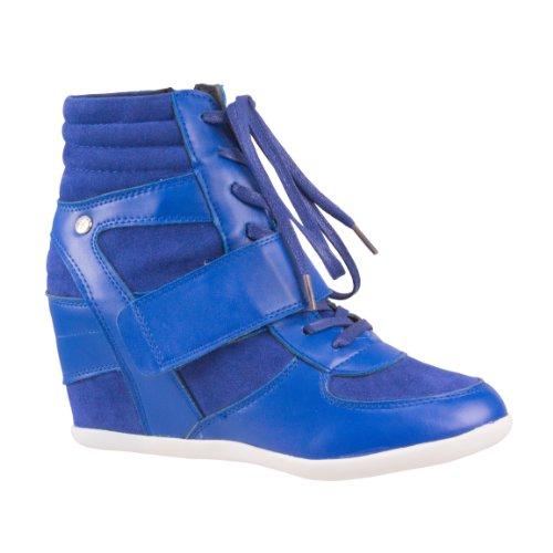 Blink BL 365-817E18, Bottes pour Femme - - Bleu, 37.5
